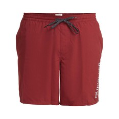 Quiksilver Waterman Men's Balance Volley 18 Boardshorts Burnt Russet S, Burnt Russet, bcf_hi-res