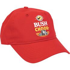 Bush Chook Men's Chook Cap, , bcf_hi-res