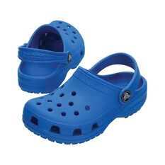Crocs Youth Classic Clog Ocean 7, Ocean, bcf_hi-res