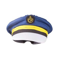 Outdoor Expedition Kid's Captains Hat OSFM, , bcf_hi-res
