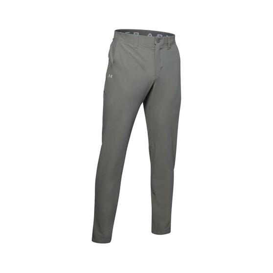 Under Armour Men's Canyon Pants, Gravity Green / Summit White, bcf_hi-res