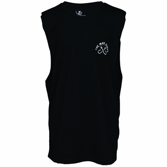 The Mad Hueys Kids Can Crusher UV Muscle Tank, Black, bcf_hi-res