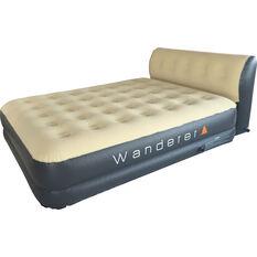 Wanderer Double High Comfort Rest Airbed Queen, , bcf_hi-res