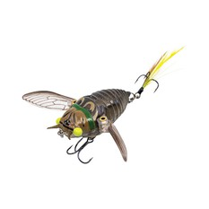 Chasebaits Ripple Cicada Lure 43mm Red Eye 43mm, , bcf_hi-res