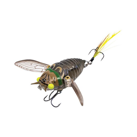 Chasebaits Ripple Cicada Lure 43mm Bright Eyes 43mm, Bright Eyes, bcf_hi-res