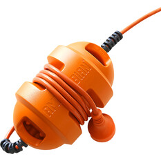 Ampfibian Mini Adapter With Residual Current Circuit Breaker - 15 Amps - 02234, , bcf_hi-res