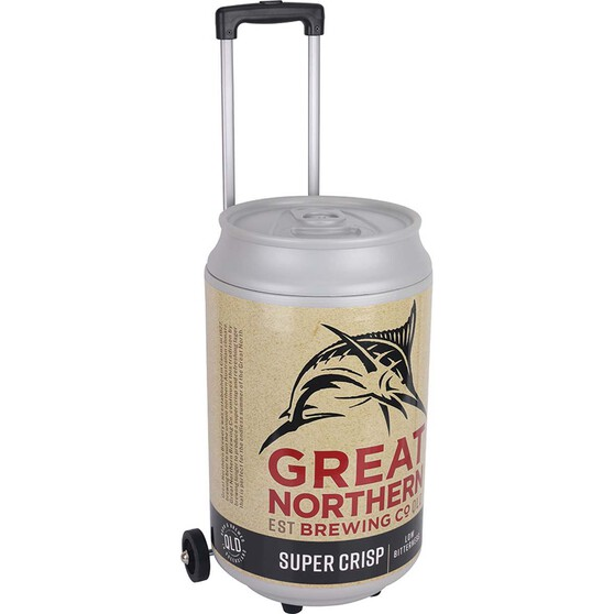 The Great Northern Brewing Co. Wheeled Cooler Can 19L, , bcf_hi-res
