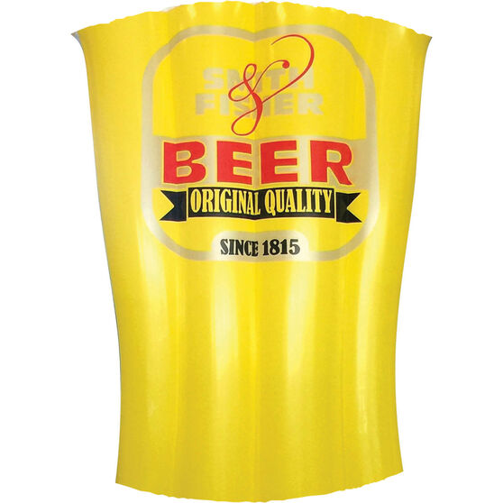Beach Club Inflatable Beer, , bcf_hi-res
