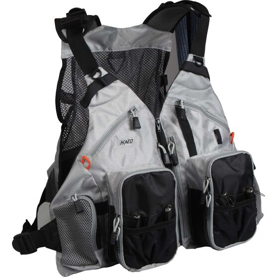 Kato Kayak Fishing Vest, , bcf_hi-res