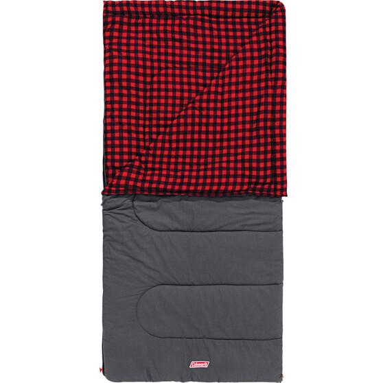 Coleman Pilbara Tall Camper Sleeping Bag, , bcf_hi-res