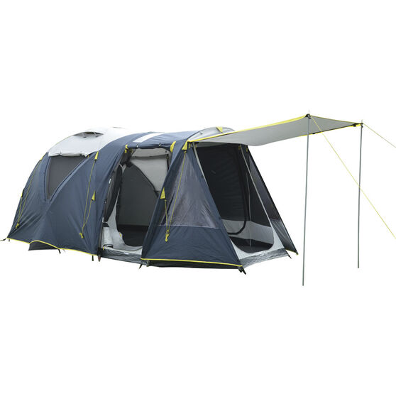 Wanderer Geo Elite 4+2ENV Dome Tent 6 Person, , bcf_hi-res