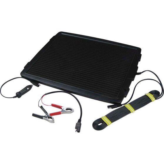 Solution X Solar Maintenance Charger 4.8w, , bcf_hi-res