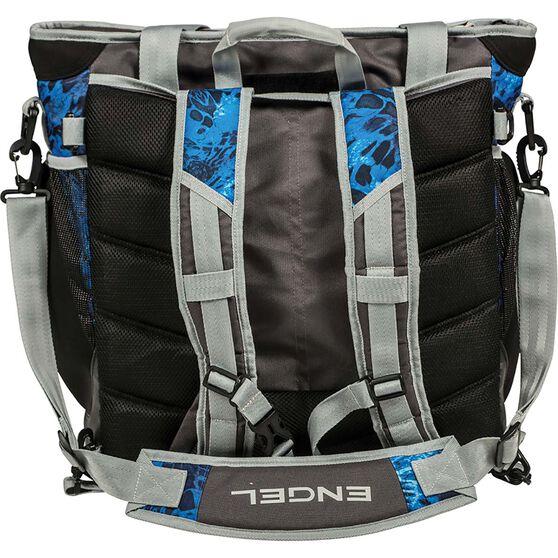 Engel Soft Cooler Backpack 22L Blue, Blue, bcf_hi-res