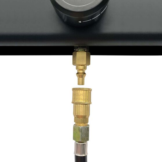 Gasmate Quick Connect Brass Fitting, , bcf_hi-res