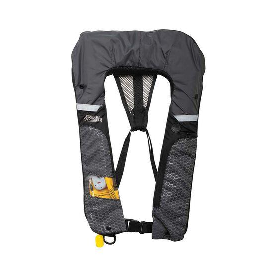 Hobie I-Yoke Inflatable L150 PFD Ash OSFM, Ash, bcf_hi-res