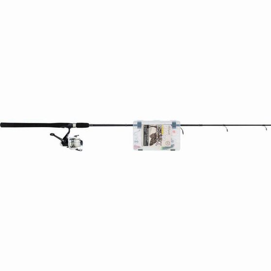 Shakespeare Catch More Fish Spinning Combo, , bcf_hi-res