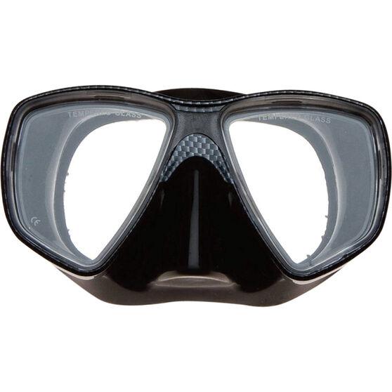 Mirage Adult Carbon Dive Mask, , bcf_hi-res