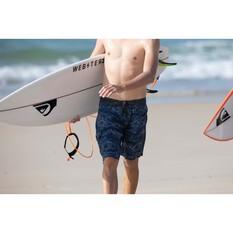 Quiksilver Men's Angler Print Boardshorts, Midnight Blue, bcf_hi-res