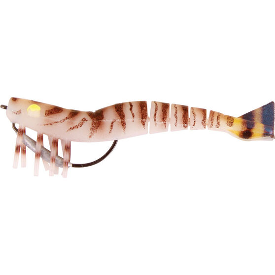 Zerek Live Shrimp Soft Plastic Lure 5in Col 12, Col 12, bcf_hi-res