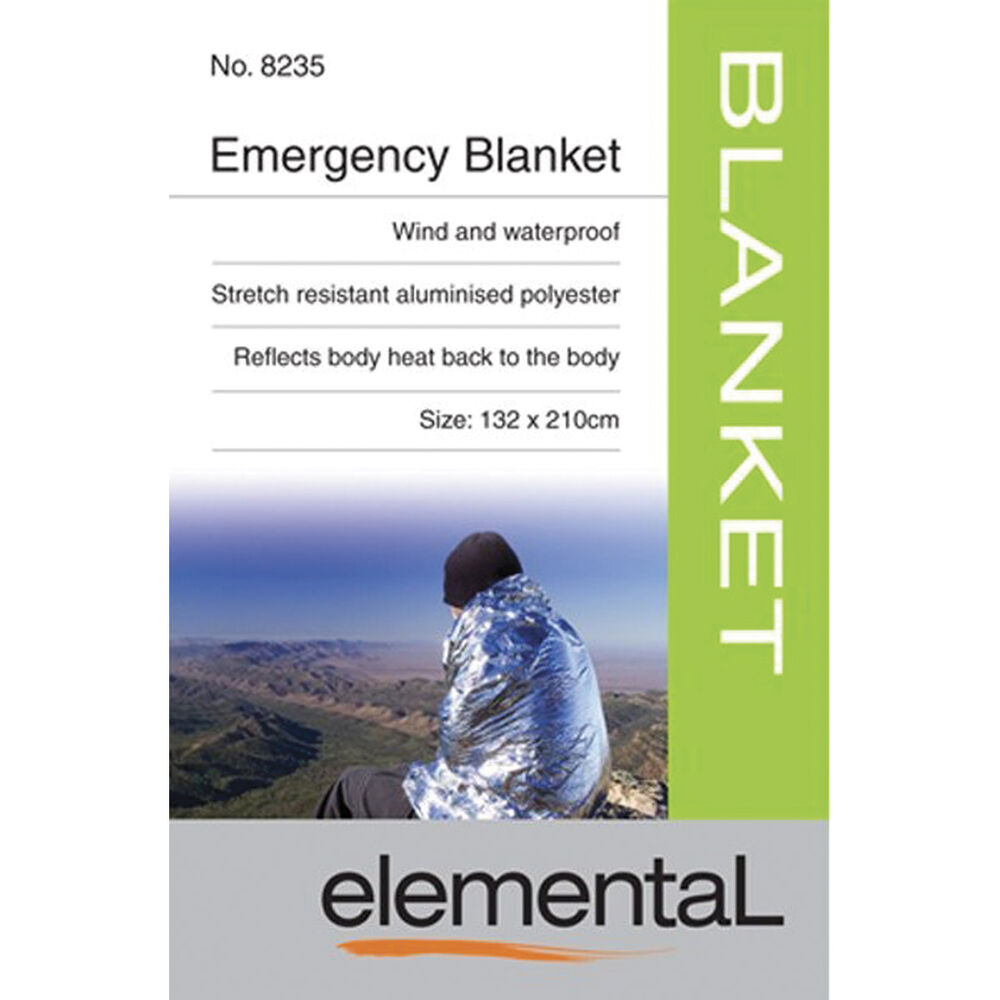 d5503189a3 Elemental Emergency Blanket
