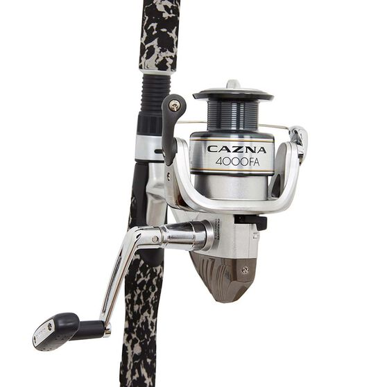 Shimano Cazna SSS Spinning Combo 7ft 6in 5-8kg 2 Piece, , bcf_hi-res