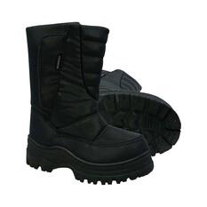 XTM Women's Predator Snow Boots Black 36, Black, bcf_hi-res