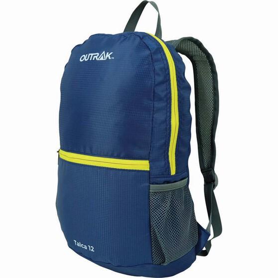 OUTRAK Talca Foldable Daypack 12L, , bcf_hi-res