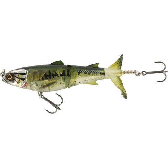 Chasebaits Drunk Mullet Surface Lure 95mm, , bcf_hi-res