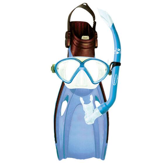 Mirage Junior Squirt Snorkelling Set, , bcf_hi-res
