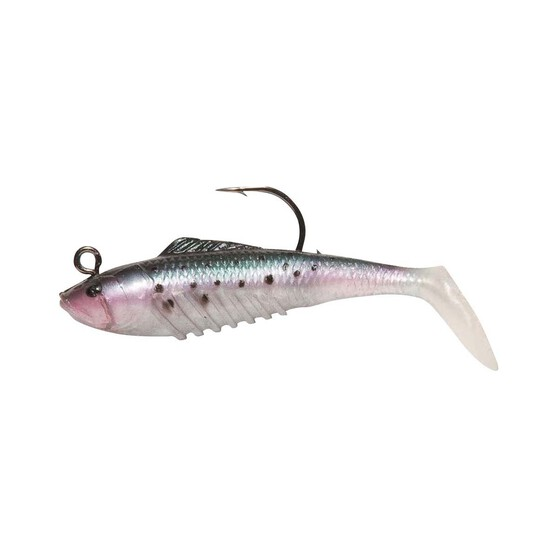 Squidgies Slick Rig Soft Plastic Lure 65mm Rainbow Trout, Rainbow Trout, bcf_hi-res