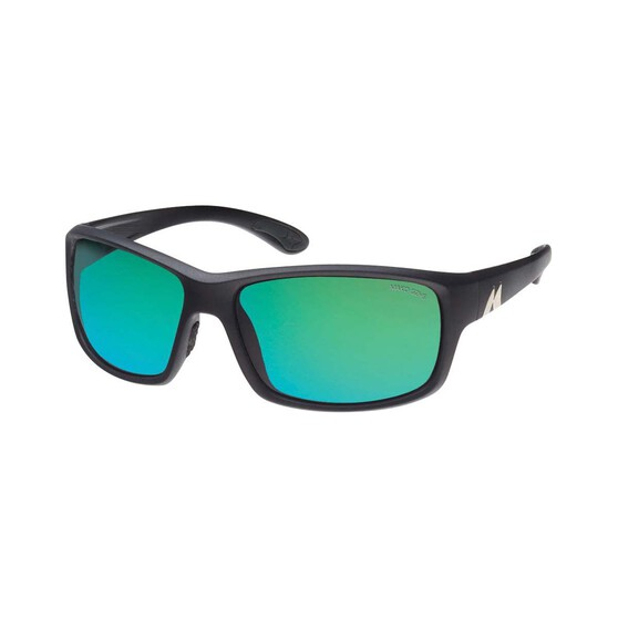 Mako Edge  Men's Sunglasses Green Mirror, Green Mirror, bcf_hi-res