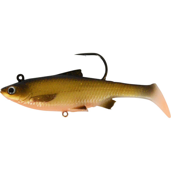 Savage Swim Mullet Soft Plastic Lure 8.5cm, , bcf_hi-res