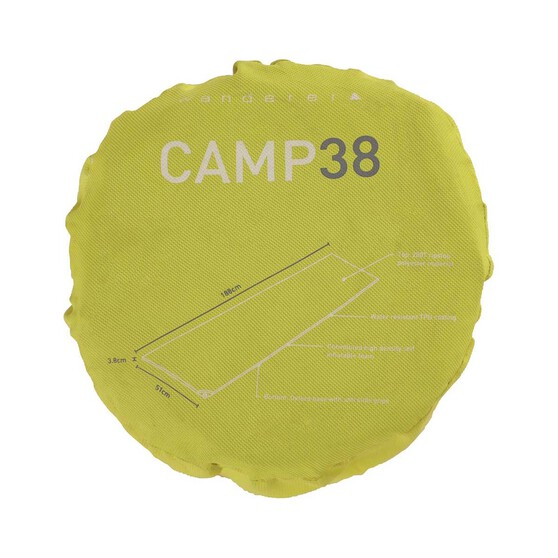 Wanderer Camp 38 Self Inflating Mat, , bcf_hi-res