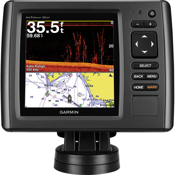Ex-Demo Garmin echoMAP CHIRP 55 CV/DV (Head Unit Only), , bcf_hi-res