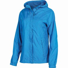 Outdoor Expedition Women's Coastal Jacket Azure 8, Azure, bcf_hi-res