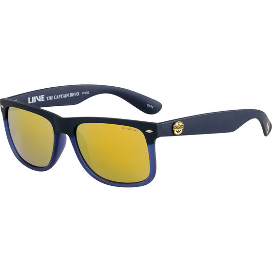 The Mad Hueys Men's Revo Captain Sunglasses, , bcf_hi-res