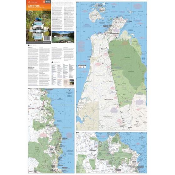 Hema Cape York Map, , bcf_hi-res