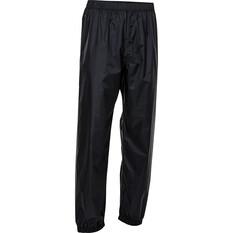 OUTRAK Men's Packaway Rain Pants, Black, bcf_hi-res
