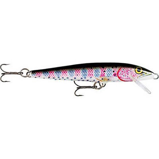 Rapala Original Floating Hard Body Lure 7cm Rainbow Trout 7cm, Rainbow Trout, bcf_hi-res