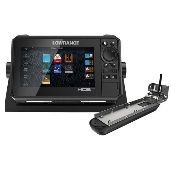 Lowrance HDS-7 Live Combo Including Active Image 3-1 Transducer and CMAP, , bcf_hi-res