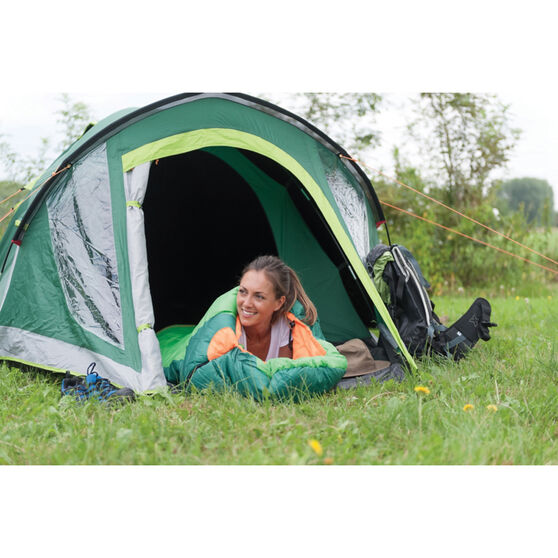 Coleman Kobuk Valley Darkroom Dome Tent 4 Person, , bcf_hi-res
