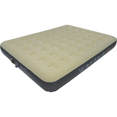 Wanderer Single High Premium Air Bed with Pump Queen, , bcf_hi-res