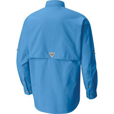 Columbia Men's Bahama II Long Sleeve Shirt Yacht S, Yacht, bcf_hi-res
