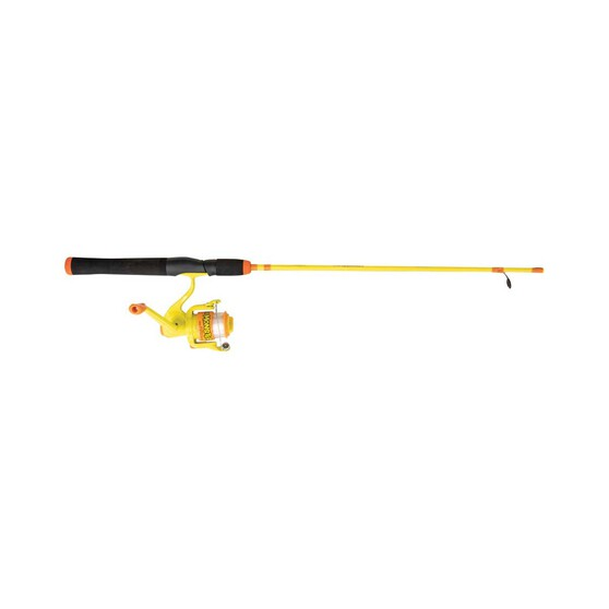 Shakespeare Catch A Monster Junior Combo Yellow 4ft6in, Yellow, bcf_hi-res
