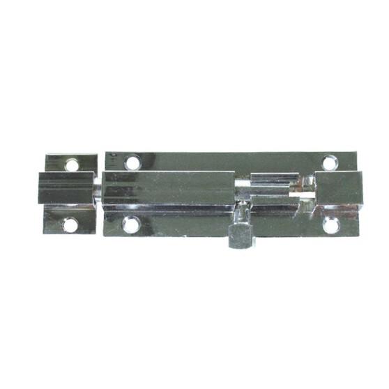 BLA 50mm Chrome Plated Brass Barrel Bolt, , bcf_hi-res