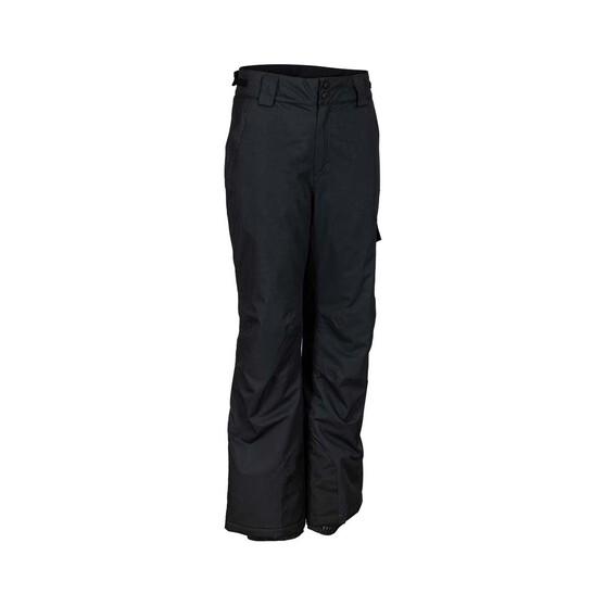 OUTRAK Women's Freestyle Snow Pants, Black, bcf_hi-res