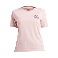 The Mad Hueys Women's Offshore Anchor Short Sleeve UV Tee Rose XS, Rose, bcf_hi-res