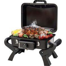Gasmate Adventurer Deluxe Single Burner BBQ, , bcf_hi-res