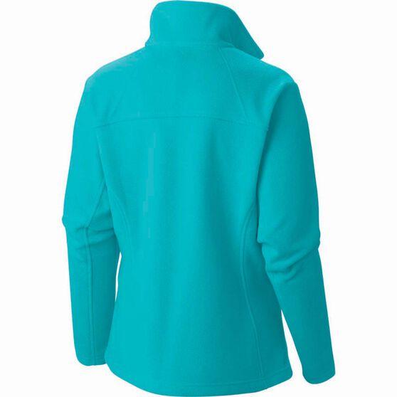 Columbia Women's Fast Trek II Fleece Jacket, Geyser, bcf_hi-res