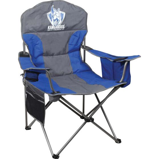 AFL North Melbourne Kangaroos Cooler Arm Chair, , bcf_hi-res